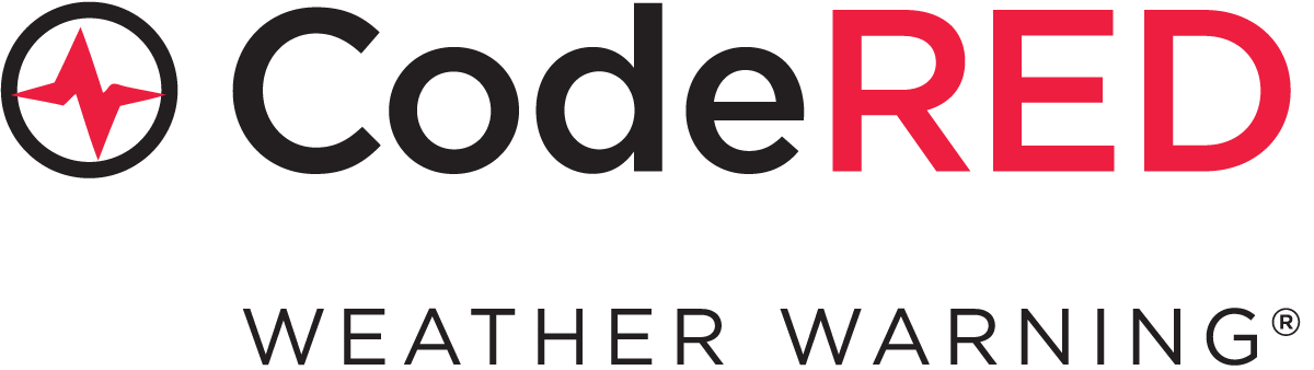 logo codered weatherwarning PNG