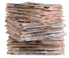 newspaperstacked